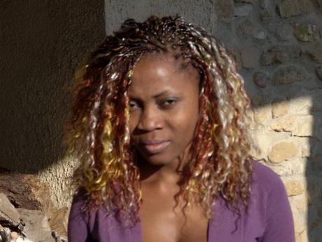 Coiffure africaine femme - Coiffure meche africaine ...