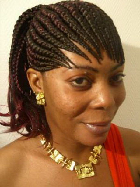 Coiffure africaine pour mariage for Salon tresse africaine