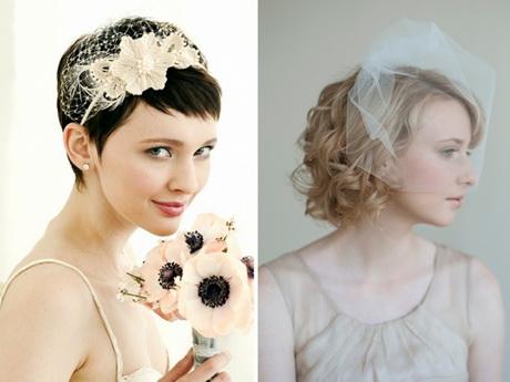 coiffure mariage cheveux courts accessoires. Black Bedroom Furniture Sets. Home Design Ideas