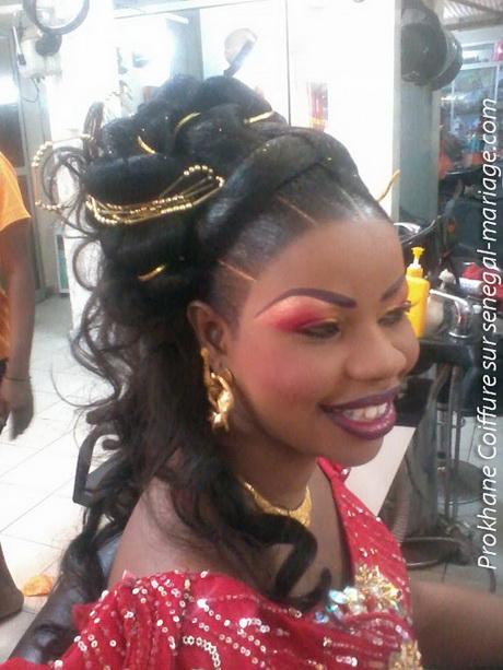 coiffure senegalaise mariage