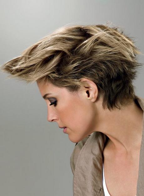 Coupe courte moderne femme for Coupe courte femme de cheveux jean claude aubry