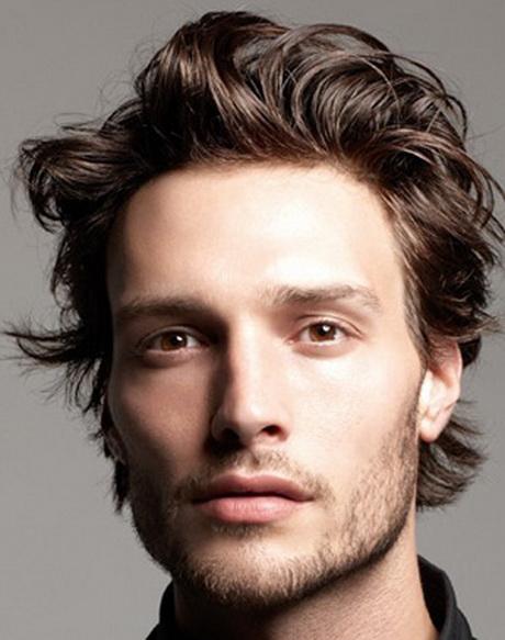 Coupe homme pour visage ovale - Coiffure homme visage ovale ...