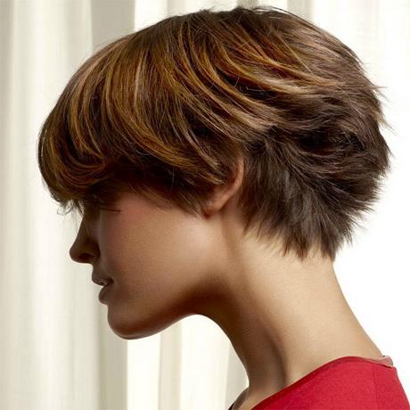 Nouvelles coiffures courtes 2014