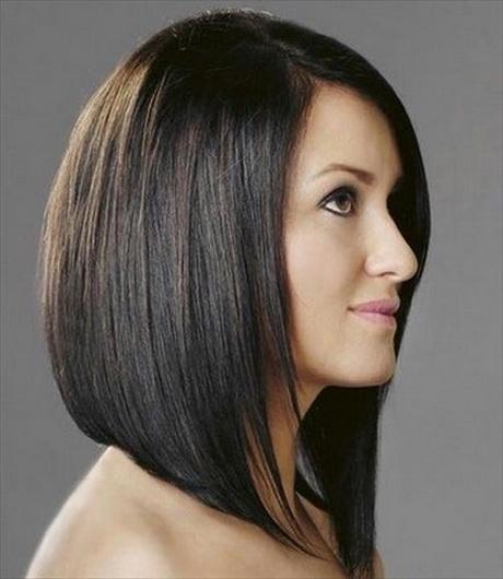Carre Plongeant3 Carr Plongeant Long Hairstyles