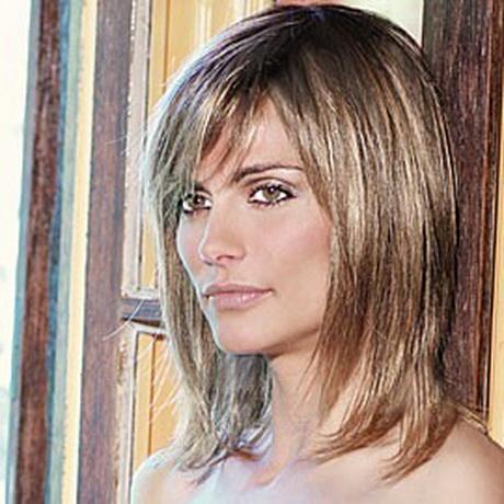 Coupe cheveux effil mi long - Coupe de cheveux effile ...