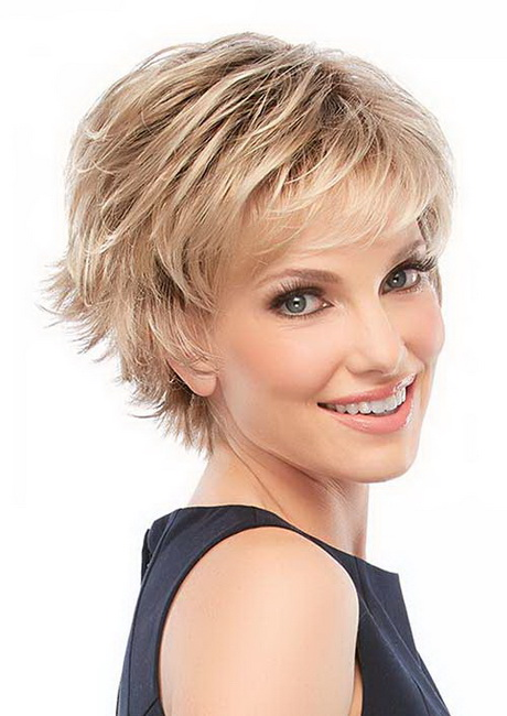 Coupe Courte Blonde 2015