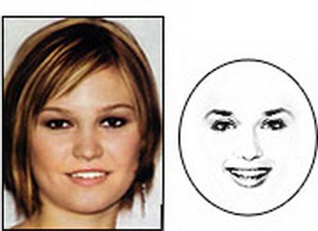 Modele de coiffure visage rond - Carre pour visage rond ...