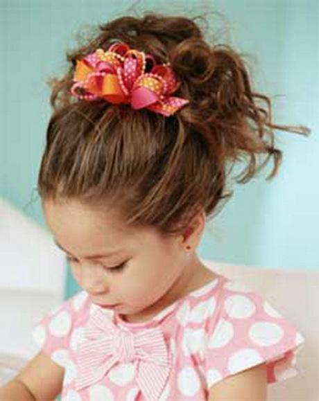Photo de coiffure pour petite fille - Coiffeuse pour petite fille ...