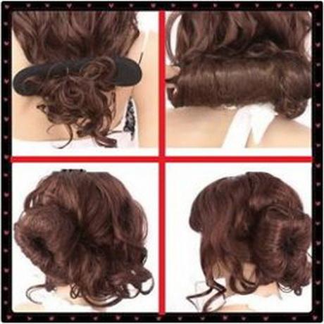 Accessoire de coiffure pour chignon for Accessoire pour salon de coiffure