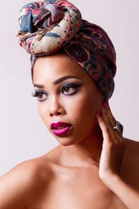 coiffure africaine foulard. Black Bedroom Furniture Sets. Home Design Ideas