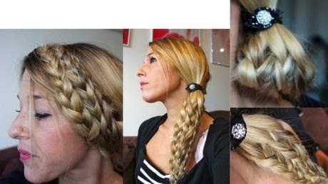 Model de coiffure tresse - Comment faire des tresses ...