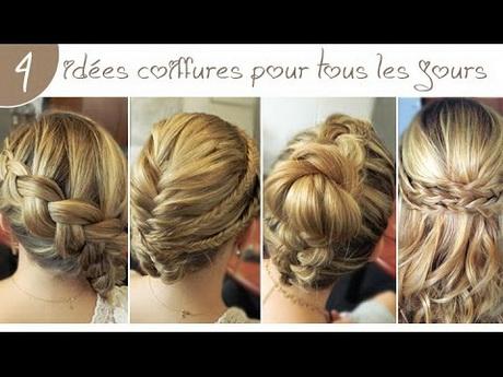 Mod le coiffure invit e mariage - Coiffure pour aller a un mariage ...