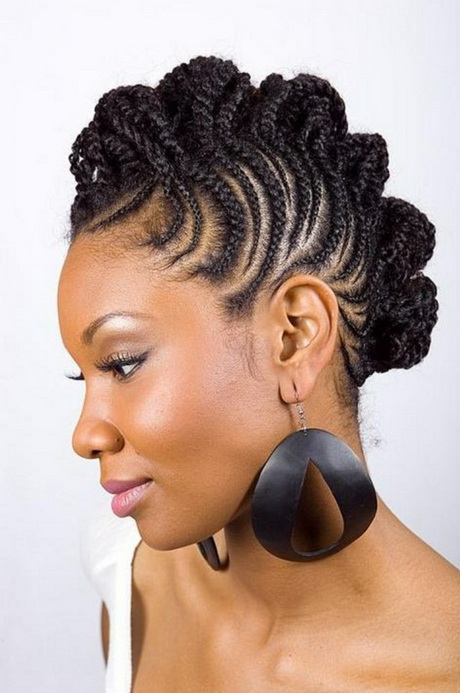 Mod le de coiffure afro for Salon de coiffure pour cheveux afro