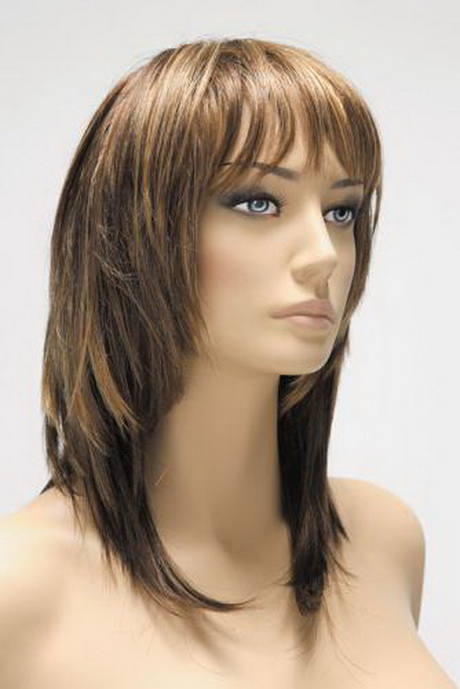 Photos coupe cheveux mi long degrade - Coupe fille mi long ...