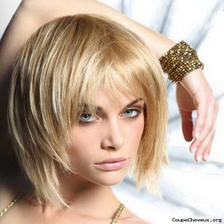 Coupe de cheveux long fille