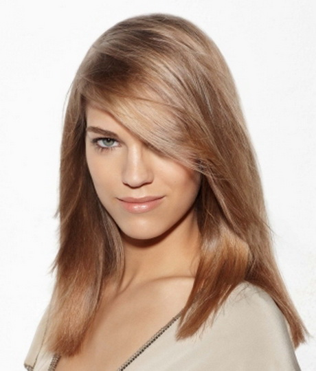 Coupe fille cheveux long